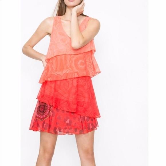 Desigual Dresses & Skirts - Desigual dress like new